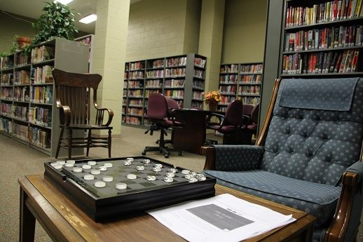 Cameron Library Opens in new window